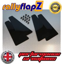 UNIVERSAL MINIFLAPZ  / SPLASH GUARDS - BLACK
